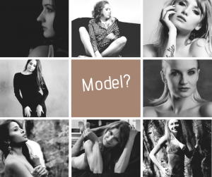 Want to work with me as a model?